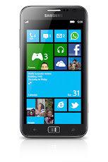 Samsung unveils its first Windows 8 Phone ATIV S 1